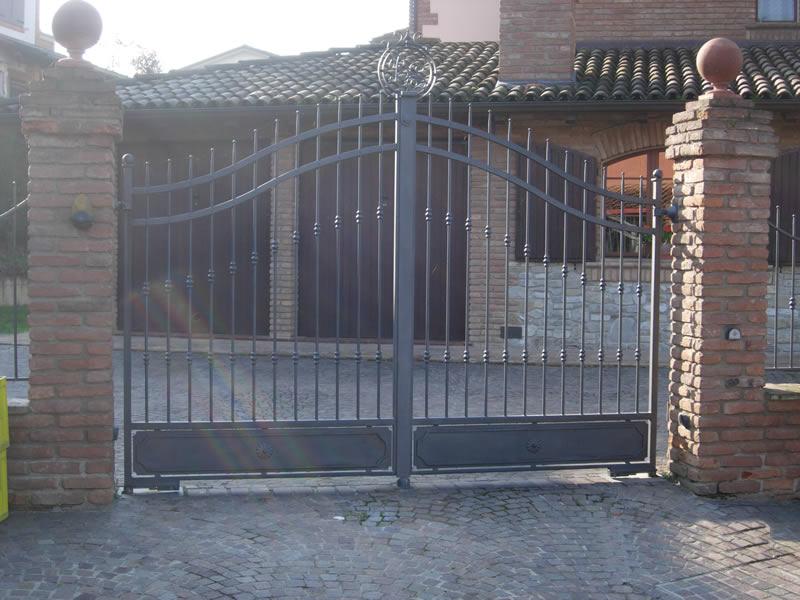 Cancello Esterno Moderno : Ringhiere da esterno moderne. ringhiere da esterno avec catalogo di